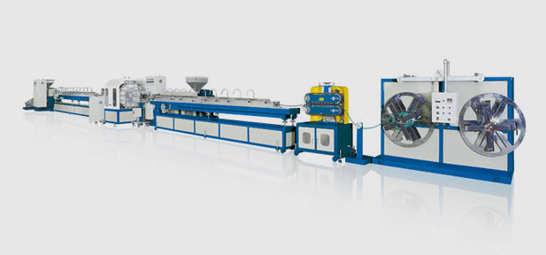 Hose & Pipe Making Line
