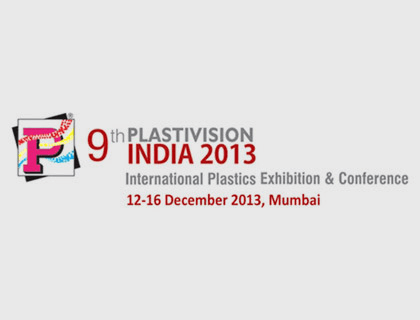 The 9th Edition PLASTIVISION INDIA 2013