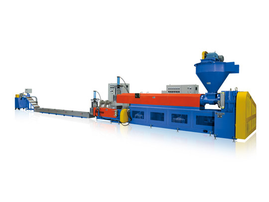 PP/PE Waste Plastic Recycling Machine